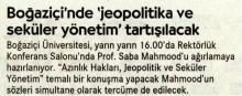 Cumhuriyet - 18 Ekim 2015