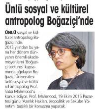 Yurt Gazetesi - 12 Ekim 2015