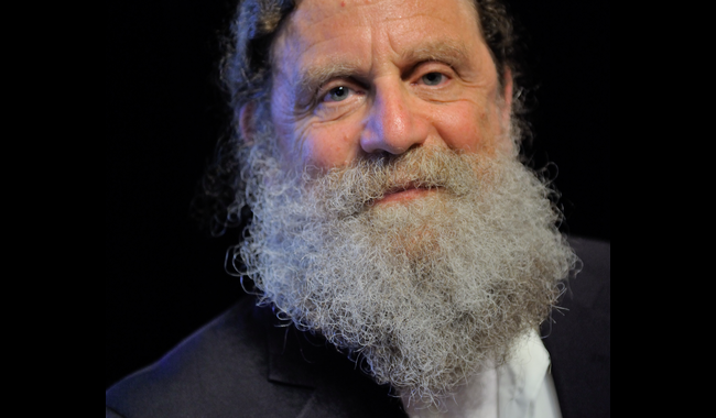 Neuroendocrinologist and author Robert Sapolsky has given his lecture